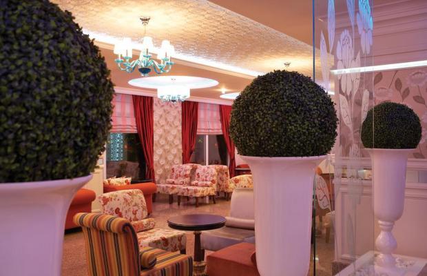 фотографии отеля Flower Garden Apart Otel изображение №23