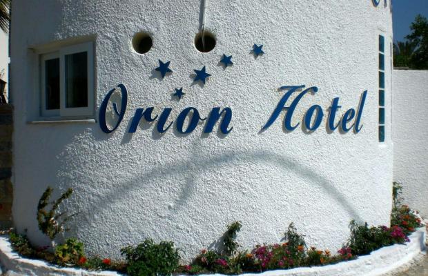 фотографии отеля Orion Hotel Bitez изображение №23