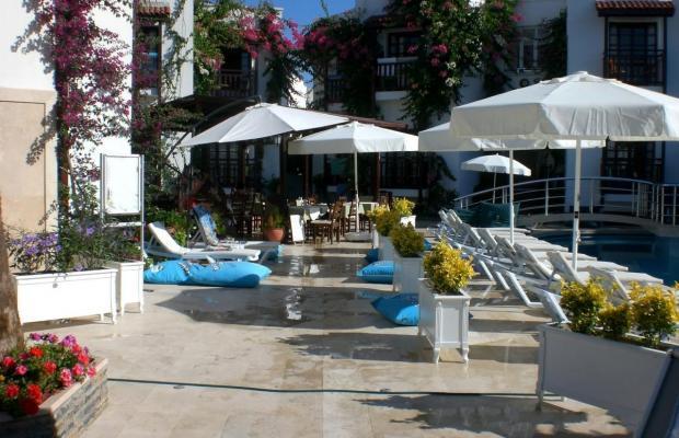 фотографии отеля Orion Hotel Bitez изображение №19