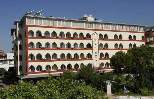 фото отеля Aslan Kleopatra Beste Hotel (ex. Aska Kleopatra Beste) изображение №1