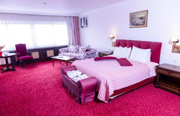 фотографии отеля Kirci Termal Hotel изображение №7