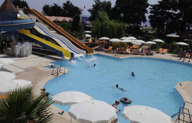 фотографии отеля Klas Hotel изображение №7