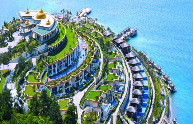 фото The Bodrum by Paramount Hotels & Resorts (ex. Jumeirah Bodrum Palace; Golden Savoy) изображение №26
