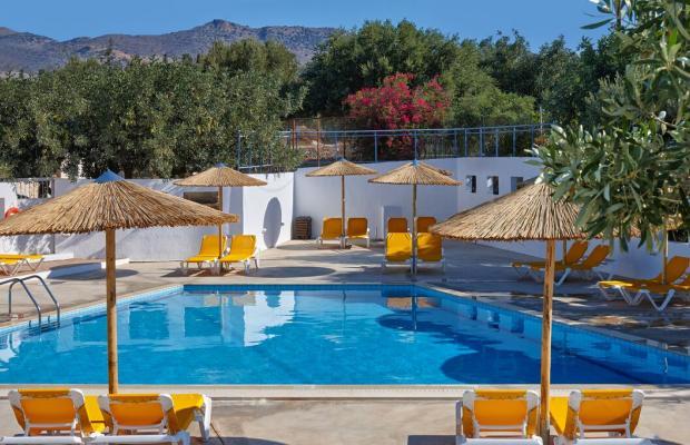 фотографии Vasia Ormos (ex. Ormos and Crystal Hotel, Crystal Hotel) изображение №20