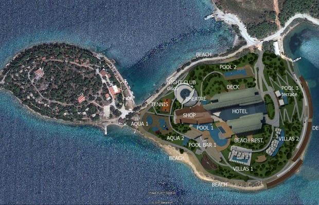 фото La Blanche Island (ex. Amara Island Bodrum Elite) изображение №2