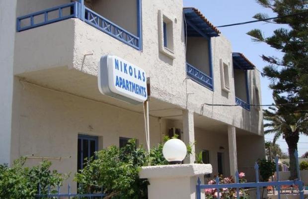 фотографии отеля Nikolas Apartments изображение №31
