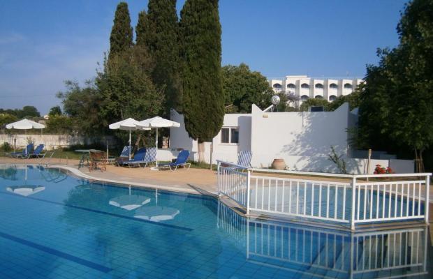 фотографии отеля Theodorou Beach Hotel изображение №7