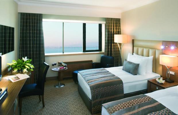 фотографии отеля Movenpick Hotel Izmir изображение №7