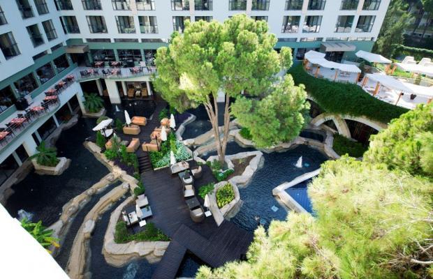 фотографии Limak Atlantis De Luxe Hotel & Resort изображение №20