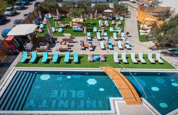 фото Infinity Blue Boutique Hotel (ex. Smartline Infinity Blue) изображение №14