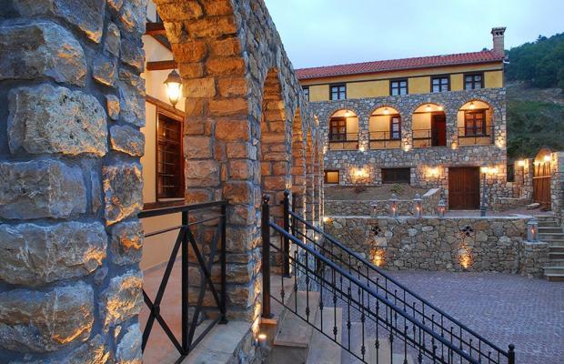 фотографии отеля Archontariki Mountain Suites изображение №3