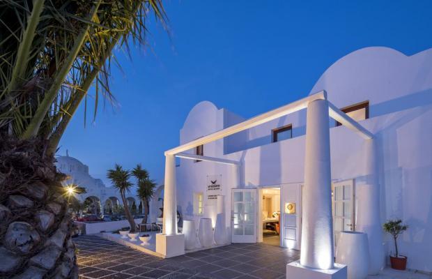 фотографии отеля Aressana Spa Hotel & Suites изображение №3