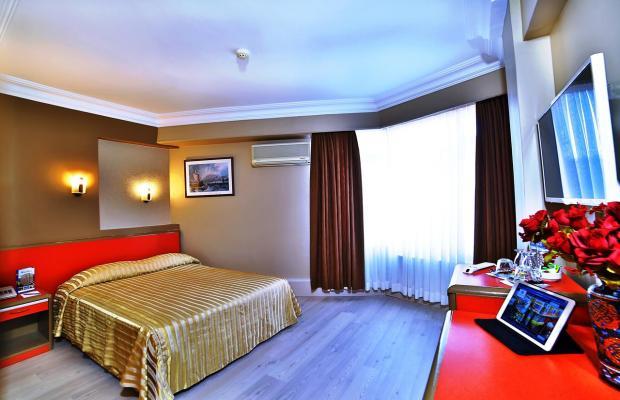 фото Sahinler Hotel изображение №34