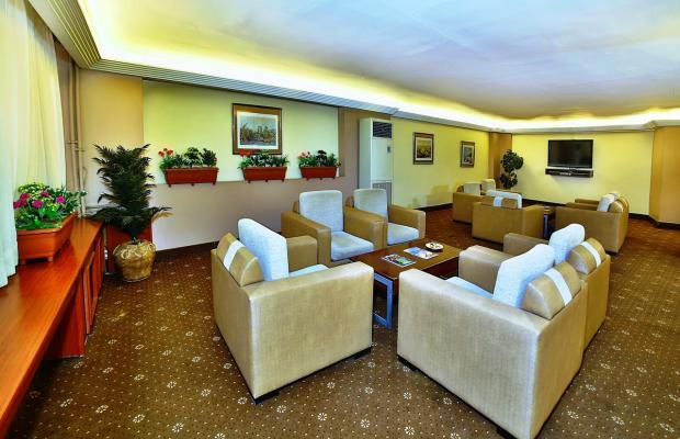 фотографии отеля Sahinler Hotel изображение №11