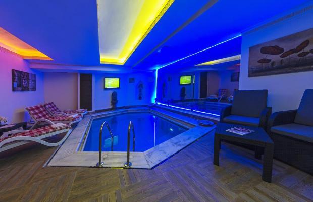 фотографии отеля Lausos Palace Hotel изображение №3