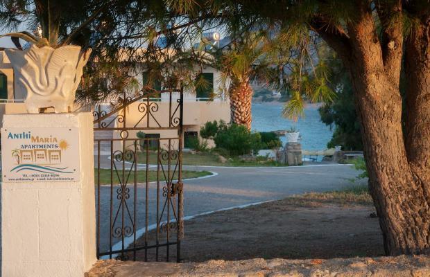 фотографии Anthi Maria Beach Apartments изображение №4