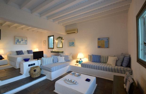 фотографии отеля Niriides Villas изображение №15