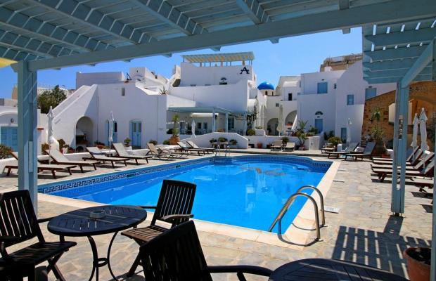фотографии отеля Aethrio Hotel изображение №7