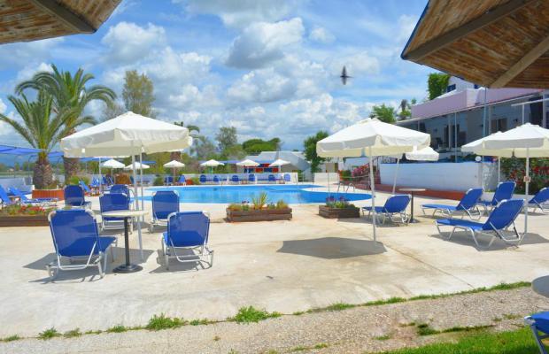 фотографии отеля Achaios Hotel & Bungalows изображение №11