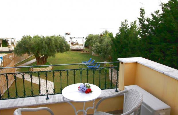 фотографии отеля Beachfront Barbati Villa 1 изображение №15