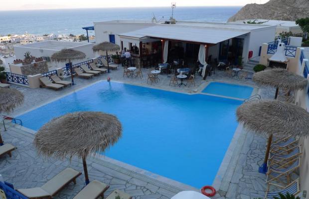 фото отеля Aegean View Hotel изображение №25