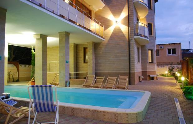 фото отеля Кипарис (Kiparis) изображение №1