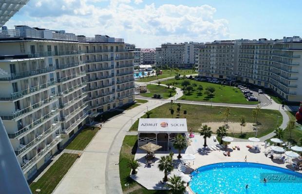 фотографии Сочи Парк Отель (ex. Azimut Hotel Sochi) изображение №28