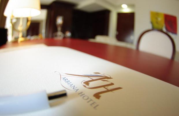 фотографии Arbiana Hotel изображение №28