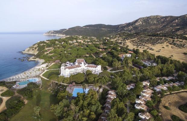 фото отеля Grand Hotel Capo Boi изображение №1
