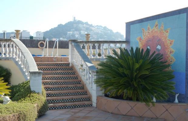 фотографии отеля Costa Brava Blanes изображение №15