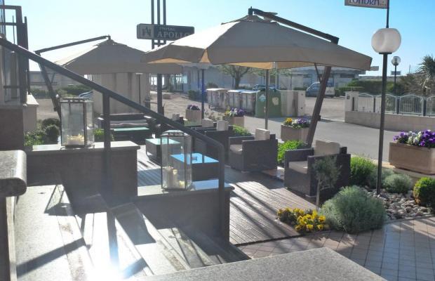 фотографии отеля Beach Hotel Apollo изображение №11