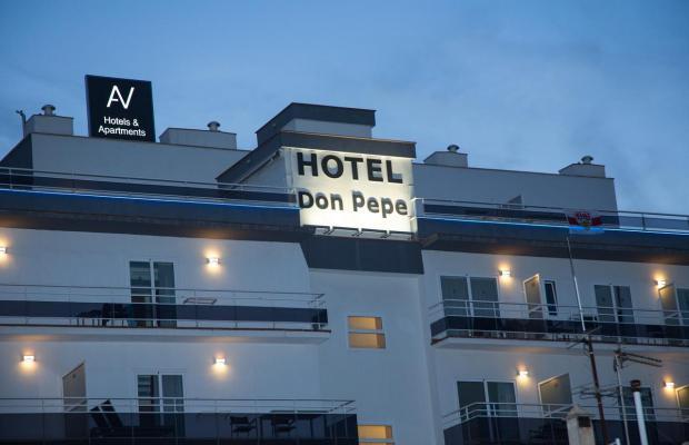 фотографии отеля Don Pepe изображение №11