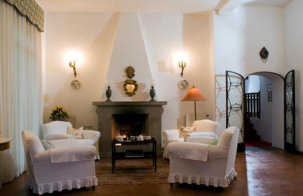 фотографии отеля La Villarosa Terme изображение №3