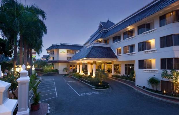 фотографии отеля Hotel Santika Premiere Jogja изображение №11