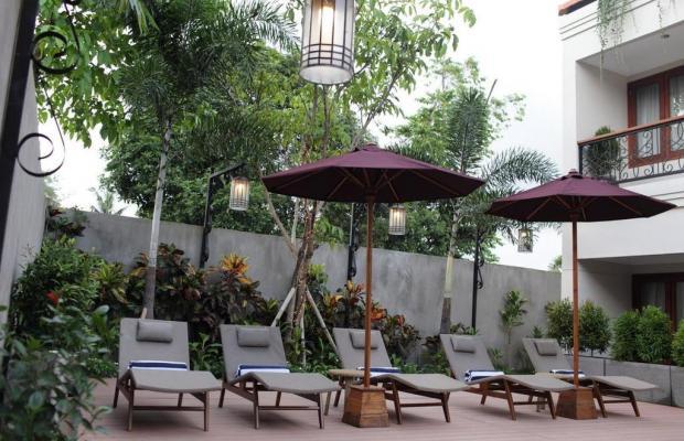 фото Seminyak Lagoon All Suites Hotel изображение №26