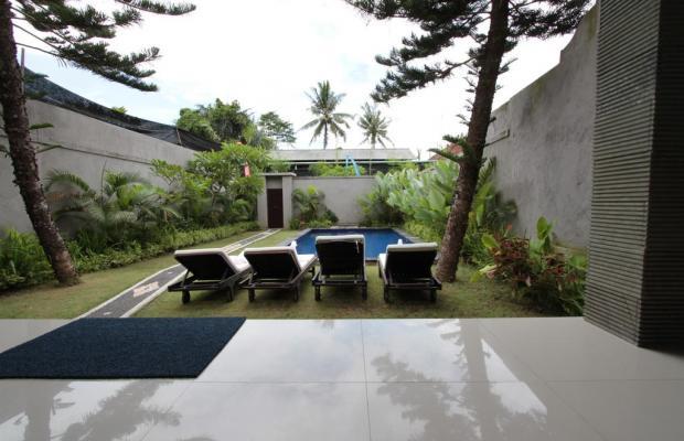 фотографии отеля Evita Villa изображение №15