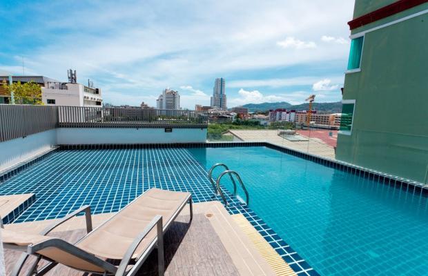 фотографии отеля Hallo Patong изображение №7