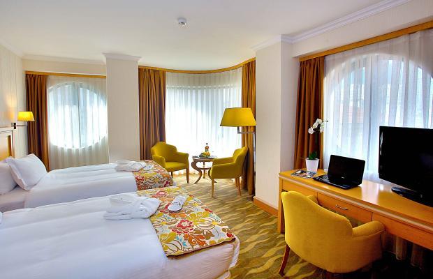 фотографии отеля Istanbul Vizon Hotel (ex. Husa Vizon Hotel) изображение №7