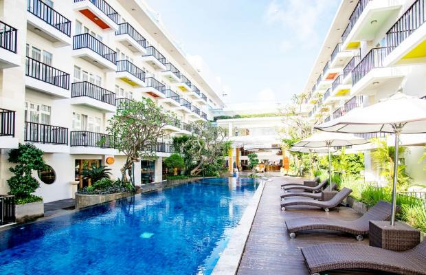 фото The Jimbaran View (ех. HARRIS Hotel Bukit Jimbaran) изображение №2