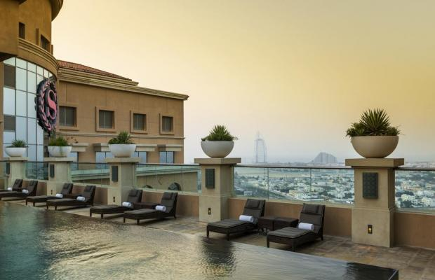 фото Sheraton Dubai Mall of the Emirates (ex. Pullman Dubai Mall of the Emirates) изображение №2