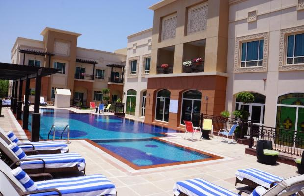 фото отеля One to One Clover Boutique Hotel & Suites Ras Al Khaimah (ех. Ramada Hotel & Suites Ras Al Khaimah) изображение №1