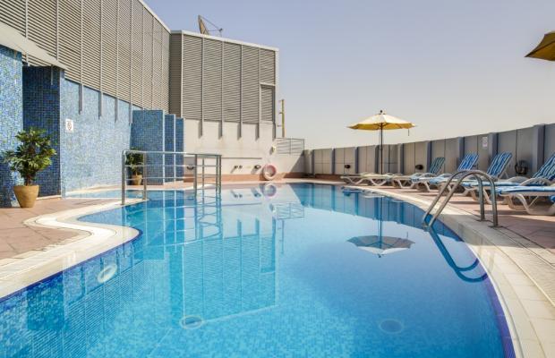 фото отеля Xclusive Clover Hotel Apartments (ex. Park Inn by Radisson Hotel Apartments Al Rigga) изображение №1