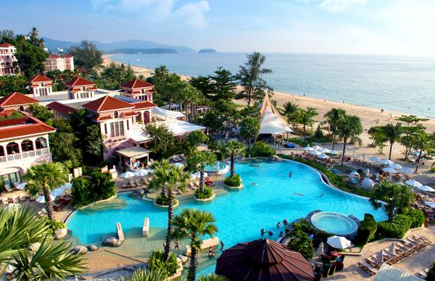 фото отеля Centara Grand Beach Resort Phuket изображение №1
