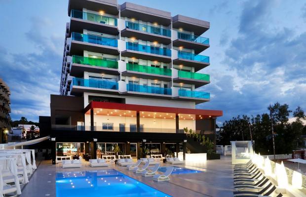 фото отеля AxelBeach Ibiza Suites Apartments (ex. Sundown Ibiza Suites & Spa; Club Nautilus Hotel) изображение №1