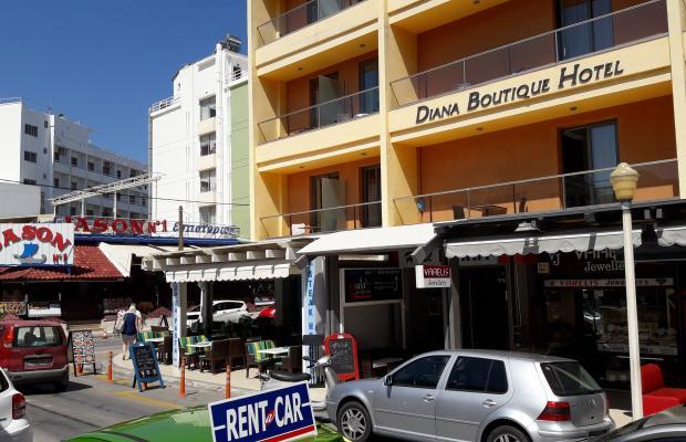 фото отеля Diana Boutique Hotel & London Lounge (ex. Diana) изображение №17