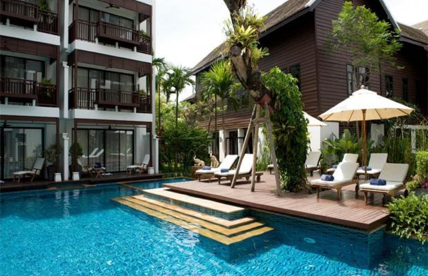 фото отеля RarinJinda Wellness Spa & Resort изображение №1