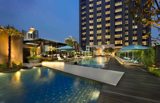 фотографии отеля Sofitel Bangkok Sukhumvit изображение №15