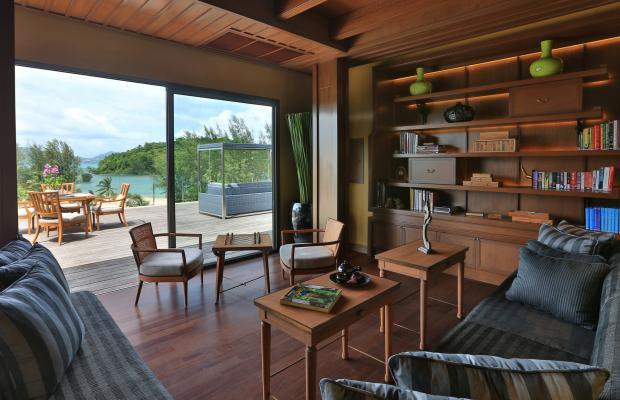 фото отеля Anantara Phuket Layan Resort изображение №9