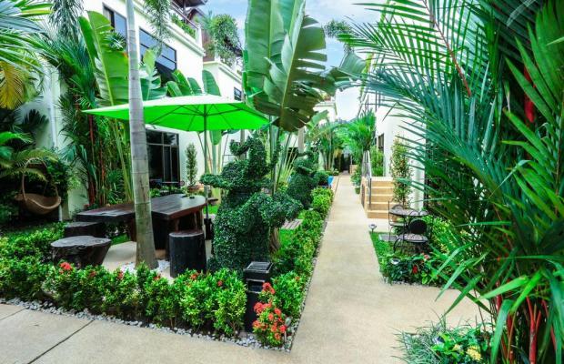 фотографии отеля Palm Oasis Boutique Hotel изображение №11