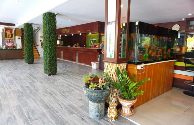 фотографии отеля Suppamitr Villa изображение №27